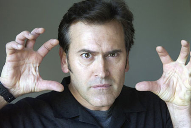 Bruce Campbell Will Be Travelling To Oz