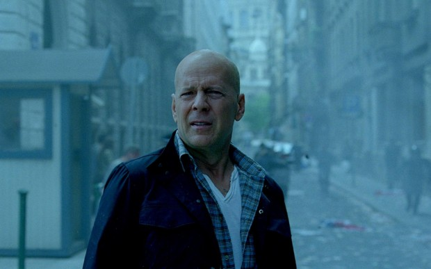 Bored Of Action Movies, Bruce Willis Agrees To Star In The Prince