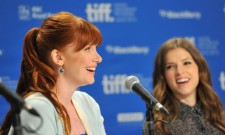 Press Conference Interview With Anna Kendrick And Bryce Dallas Howard On 50/50
