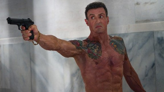 Stallone Delivers A Bullet To The Head In New International Trailer