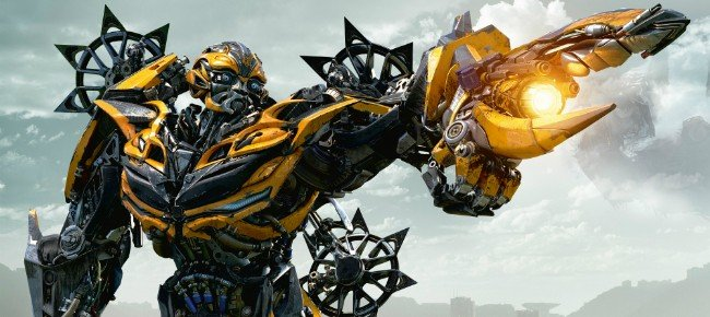 Transformers: The Last Knight's Bumblebee Gets A Slick Makeover