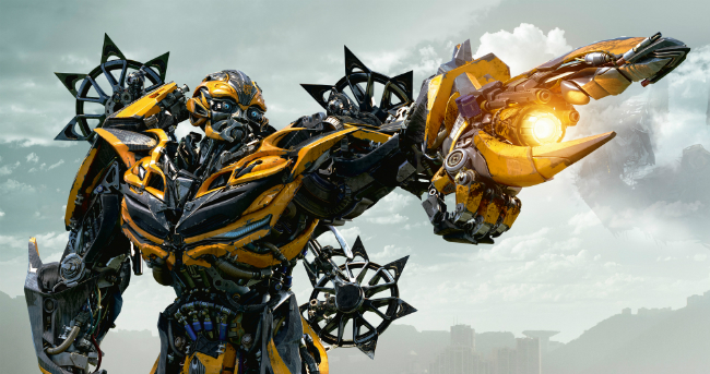 Transformers: The Last Knight Pic Has Bumblebee Ready To Roll Out