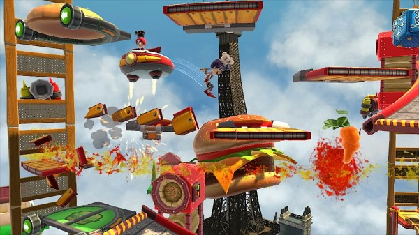BurgerTime World Tour Revamps Classic Arcade Action Today