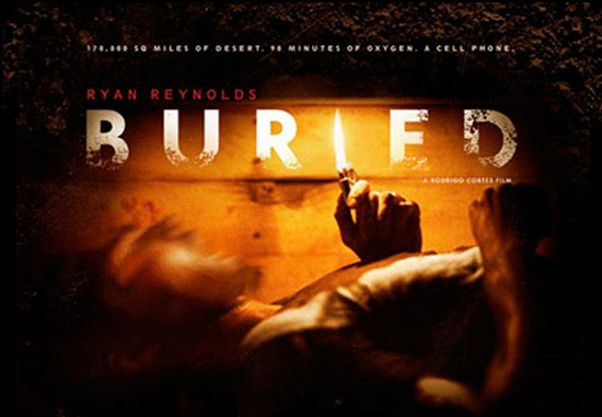 Buried Blu-Ray Review