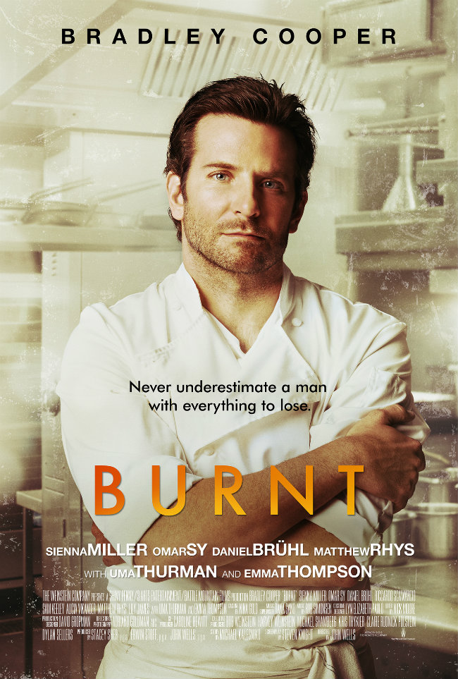Bradley Cooper Is A Master Chef In First Poster And Trailer For Culinary Drama Burnt