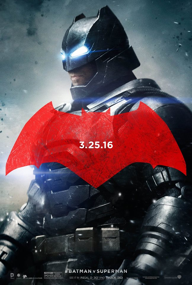 New Batman V Superman: Dawn Of Justice Character Posters Hit The Web
