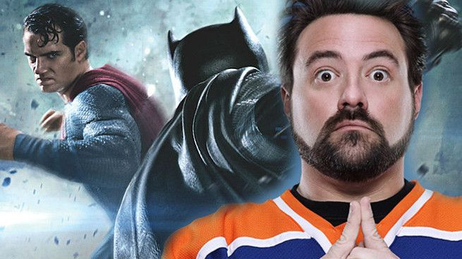 Kevin Smith Shares His Thoughts On Batman V Superman: Dawn Of Justice