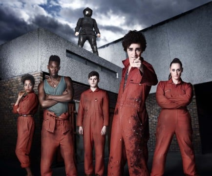 c4 misfits group v6 434x360 5 Amazing British Television Shows That Not Enough Of You Have Seen