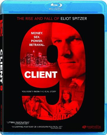 Client 9: The Rise And Fall Of Eliot Spitzer Blu-Ray Review