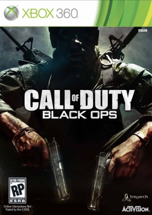 black ops box cover. Call Of Duty: Black Ops Review