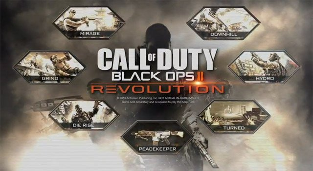 Call Of Duty: Black Ops II Revolution DLC Confirmed, Launches Jan 29th