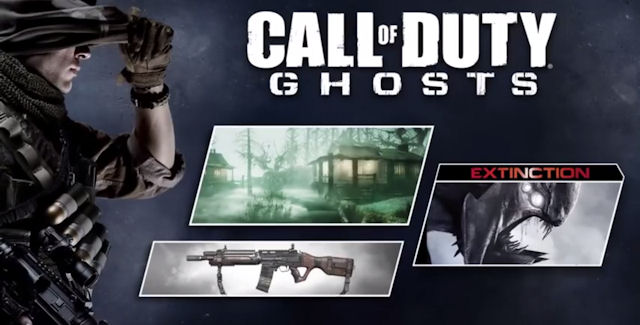 Call of Duty: Ghosts Onslaught DLC Deploys January 28th For Xbox One & Xbox 360