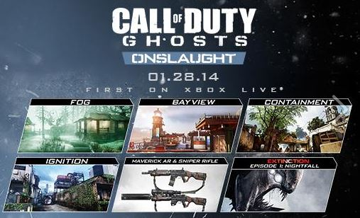 Call Of Duty: Ghosts Onslaught DLC Review