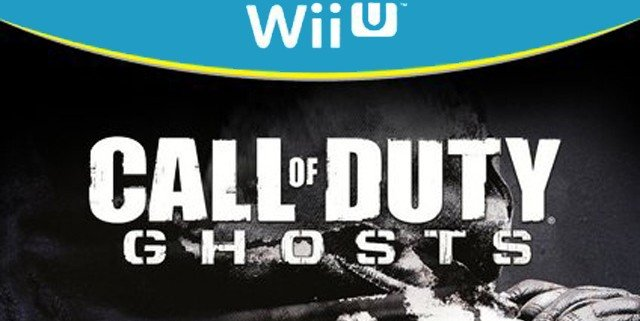 call of duty ghosts wii-u