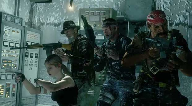 Call of Duty: Black Ops Escalation Review Call Of The Dead Map on call of duty map, black ops map, world at war map, no man's land map, mob of the dead map, call of duty dead ops,