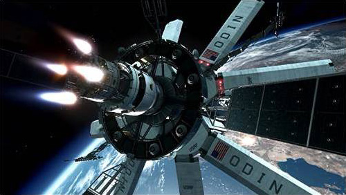 Call Of Duty: Ghosts Campaign Trailer Has A Space Shootout In It