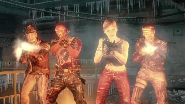 Call of Duty: Black Ops Escalation DLC Includes Buffy, Romero And More