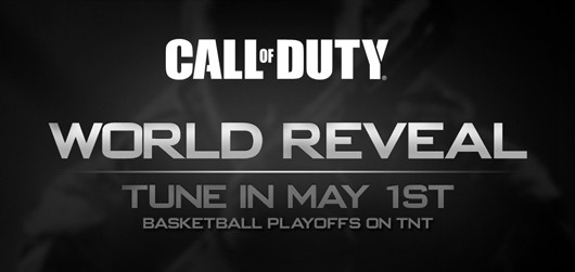 Activision's Next Call Of Duty Game Will Be Revealed On May 1