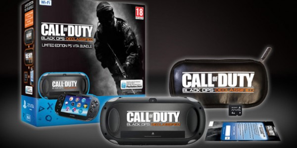 Report: Call Of Duty: Black Ops: Declassified Vita Bundle Will Include A Digital Copy Of The Game
