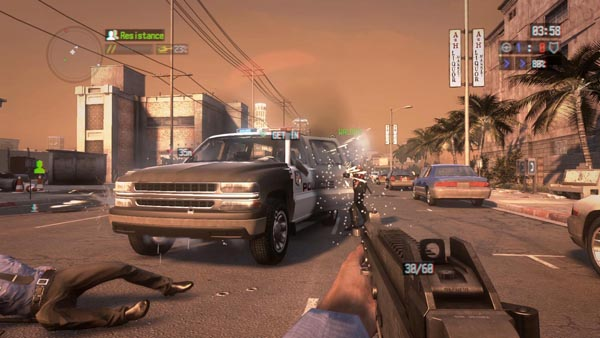 Call of Juarez: The Cartel Brings Cops And Cartel To The Online Party