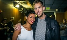 "Calvin Harris And Rihanna Finally Unleash ""This Is What You Came For"""