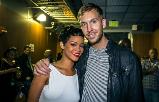 "Calvin Harris And Rihanna Tease ""This Is What You Came For"" Video"