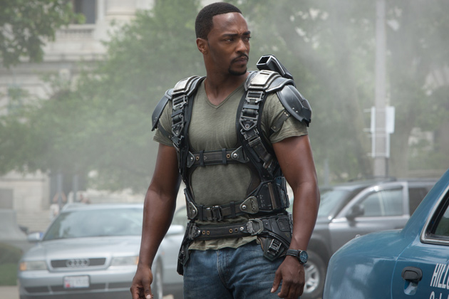 Anthony Mackie Doesn't Think There Will Be A Marvel Movie/TV Crossover