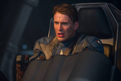 Roundtable Interview With Chris Evans On Captain America: The First Avenger