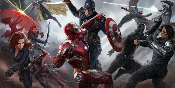 First Reviews Champion Captain America: Civil War As Marvel's Best Film Yet