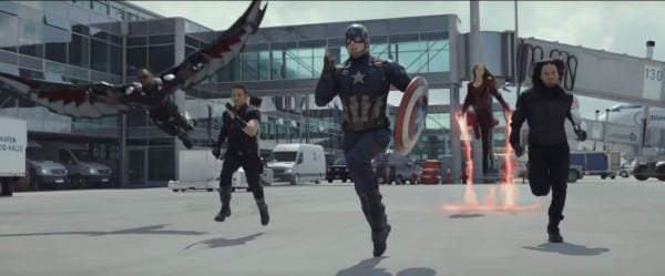 Get The Lowdown On The Airport Brawl In Captain America: Civil War