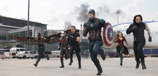 The 10 Best Performances In Captain America: Civil War