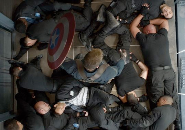 Two New Images From Captain America: The Winter Soldier Excite Us For The Trailer