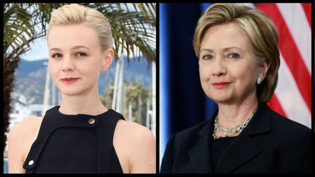Carey Mulligan Wanted For Hillary Clinton In Rodham