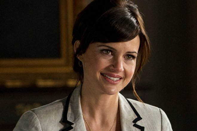 Carla Gugino Will Travel To San Andreas With Dwayne Johnson