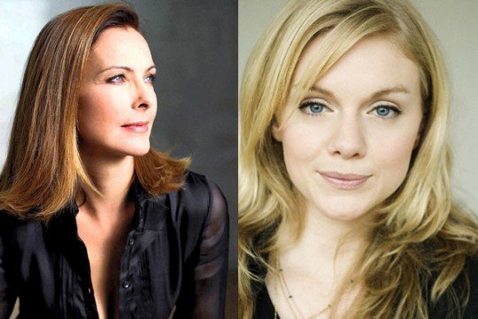 Carole Bouquet And Christina Cole Join NBC's Rosemary's Baby Miniseries