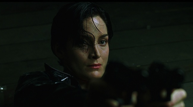 Jessica Jones ( Marvel ) Carrie-anne-moss
