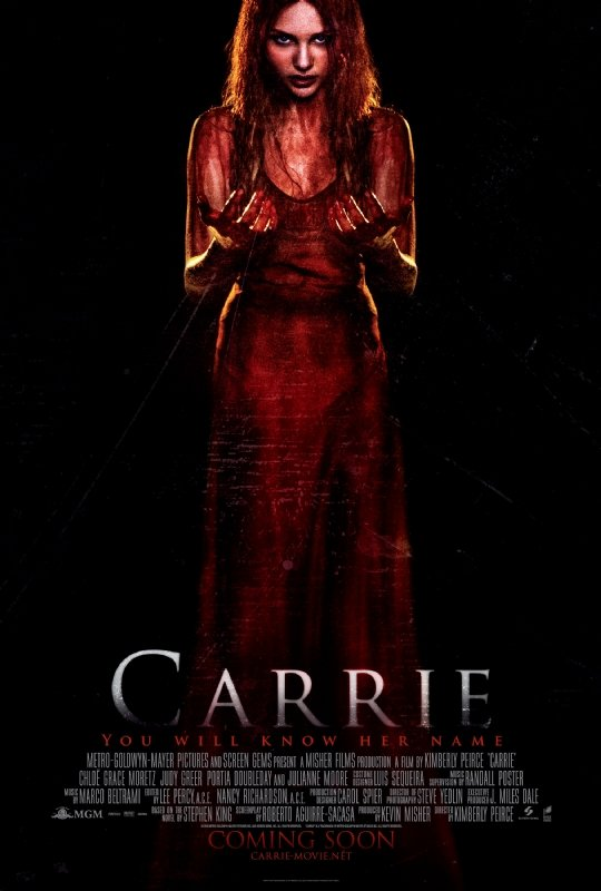 carrie new poster