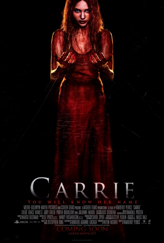 The Carrie Remake Has A New Poster