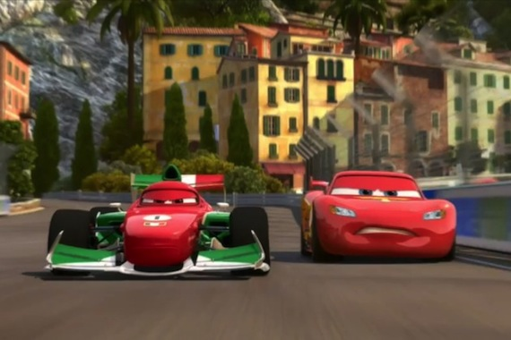 cars 2 trailer Ranking The Films Of Pixar Animation Studios