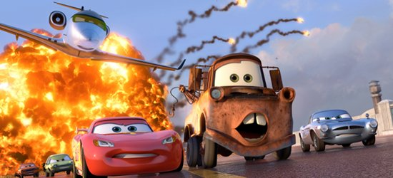 cars2firstlook 12 Reasons That Pixar Is Still King Of Animation
