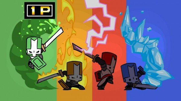 It's Official: Castle Crashers Is Coming To Steam!