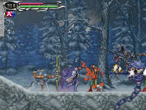 Rumors Say Castlevania 3DS Game In The Works