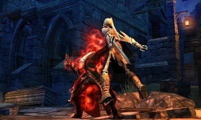 Handful Of Castlevania: Lords Of Shadow - Mirror Of Fate Screens Released