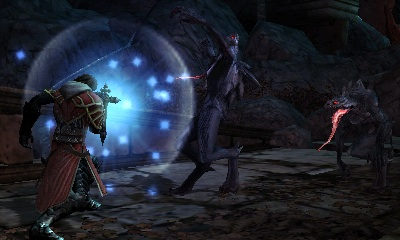 castlevanialosmof5 Castlevania: Lords Of Shadow   Mirror Of Fate Release Date Announced