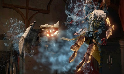 castlevanialosmof6 Castlevania: Lords Of Shadow   Mirror Of Fate Release Date Announced