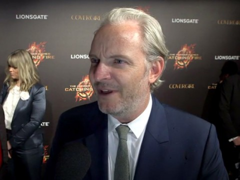 Francis Lawrence Eyeing Red Sparrow