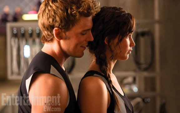The Hunger Games: Catching Fire Reveals New Images