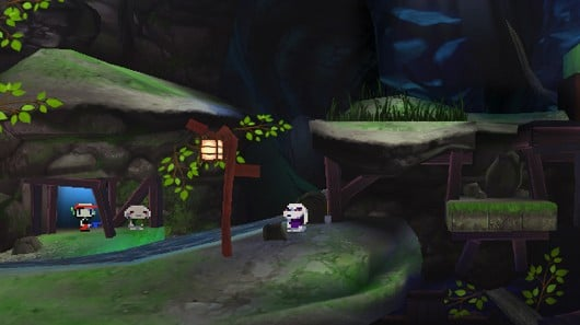 Cave Story 3D Goes Spelunking With New Screenshots