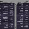 Here Are Your Coachella Weekend 2 Set Times