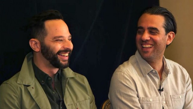 Exclusive Interview With Nick Kroll And Bobby Cannavale On Adult Beginners
